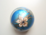 American Glass Artists Guild Paperweight 1977