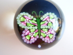 J Glass (John Deacons) Small Butterfly Weight