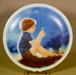 Donald Zolan Plate, Eric & The Dandelion