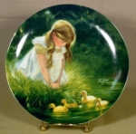 Donald Zolan Plate, Golden Moment