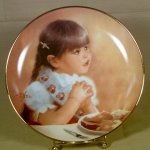 Donald Zolan Plate - I'm Thankful Too
