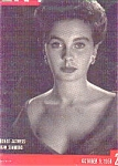 Jean Simmons - Cover Of Life 10/9/50
