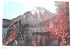 Mt. St. Helens Print Pre-1980