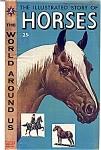 Classics Illustrated Comic Story Of Horses