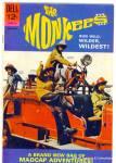 'the Monkees' #7 Vintage Comic