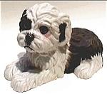 Enesco Vintage Purebred Dog Figurine 1984