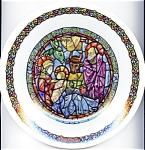Limoges Christmas Plate 'noel ... La Creche' 1976