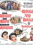 Road To Bali - Bing Crosby & Bob Hope