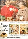 John Wayne & Pan-american Coffee Bureau Ad