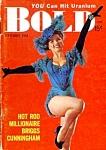 'bold' Vintage Magazine 1954 Debra Paget
