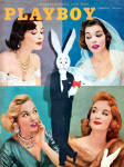 Playboy February 1956 Vintage Magazine