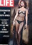 1966 Life Cover - Sophia Loren