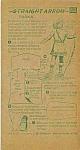 1951 Nabisco Shredded Wheat Collector Card