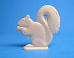 Cracker Jack Prize: 1940s Squirrel Standup