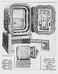 1915 Burglar-proof Safe Mag. Article