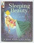 Sleeping Beauty Elf Book - 1959