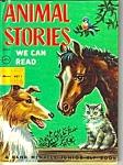 Animal Stories We Can Read Jr. Elf Book