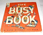 Busy Book Elf Childrens Book #8402