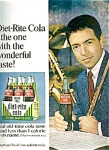 1967 Paul Horn, For Diet-rite Cola Ad Sheet