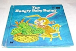 The Hungry Baby Bunny Wonder Book