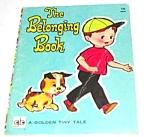 The Belonging Book Golden Tiny Tales Book