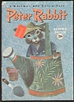 Peter Rabbit-beatrix Potter- Whitman Big Tell A Tale Bk