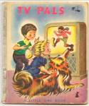 Tv Pals - Little Owl Book - 1954