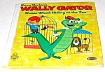 Wally Gator Guess What's Hiding At Zoo Tell-a-tale Book