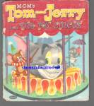 Tom And Jerry And The Toy Circus Tell-a-tale Book