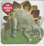 Dinosaur Book Golden Shape Book
