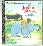 Disney Jungle Book - Mowgli - 1st Little Golden Book