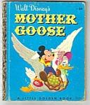 Walt Disney's Mother Goose - Little Golden Book