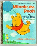 Winnie-the-pooh The Honey Tree - Little Golden Book