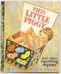 This Little Piggy - Little Golden Book