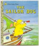 The Sailor Dog - Little Golden Book