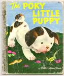 The Poky Little Puppy - Little Golden Book