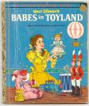 Disney Babes In Toyland - Little Golden Book