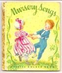 Nursery Songs - Little Golden Book - Malvern