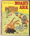 Disney Noah's Ark - Little Golden Book - 1952