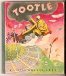 Tootle - Little Golden Book - 1945 First Edition