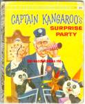 Captain Kangaroos Surprise Party Little Golden Book