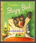 The Golden Sleepy Book. Little Golden Book - 1948