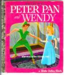 Peter Pan And Wendy - Disney - Little Golden Book