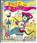 Puss In Boots - Little Golden Book - 1952