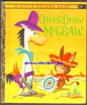 Quick Draw Mcgraw - Little Golden Book
