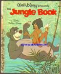 Jungle Book A First Edition - Little Golden Book