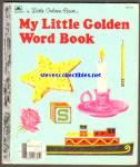 My Little Golden Word Book