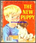 The New Puppy Little Golden Book
