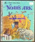 Noah's Ark - Little Golden Book