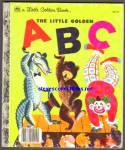 Little Golden Abc Book Little Golden Book